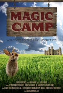 magic camp_poster